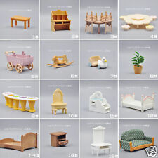 Japan Original Bulks Dollhouse Furniture Toy For Sylvanian Families Series 1