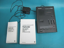 Olympus Pearlcorder DT1000 Microcassette Transcriber  Made in JAPAN