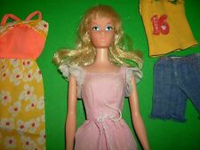 #7796 Sweet 16 Barbie doll 1974 & outfits Mod 1970's Vintage Barbie