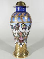 KPM Berlin Jugendstil Art Nouveau Lampe ° Lampenfuss ° Design w.Schmuz-Baudiss