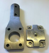 """Dana 60 Steering Arms 1"""" Machined Angles with Cap and Grease Fitting"""