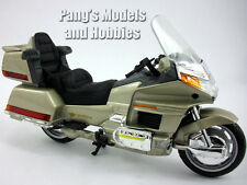 Honda Gold Wing (Goldwing) 1/12 Scale Model - GOLD
