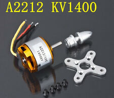A2212 Brushless Motor1400KV For RC Aircraft Plane Multi-copter Motor