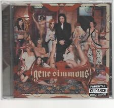 GENE SIMMONS ...HOLE (KISS) CD F.C. SIGILLATO!!!