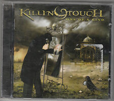 KILLING TOUCH - one of a kind CD