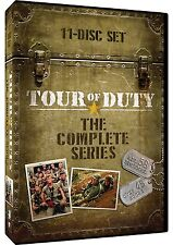 Tour of Duty: Complete Series TV Show Seasons 1 2 3 DVD Boxed Set NEW!