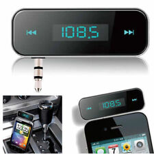 CAR WIRELESS MP3 FM RADIO TRANSMITTER HANDS FREE FOR NOKIA, LG, SAMSUNG, HTC