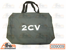 SAC pour protection de housse (CAR COVER BAG) de Citroen 2CV  -9009-