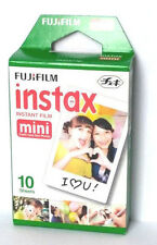 1 pack Fujifilm Fuji Instax Mini 10 photo Film 7s 8 25 50s 70 90 Polaroid 300