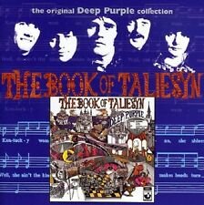 Deep Purple The Book Of Taliesyn CD+Bonus Tracks NEW SEALED 2000 Remastered