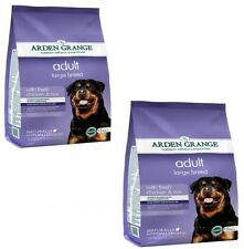 Arden Grange Adult Large Breed Fresh Chicken & Rice Dry Dog Food 12KG x 2