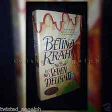 The Book of the Seven Delights by Betina Krahn [Paperback]