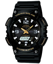 Casio Analog Digital Tough Solar Watch AQS810W-1B AQ-S810W-1BV