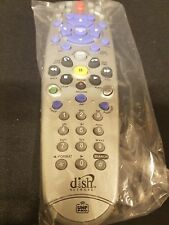 NEW Dish Network 8.0 UHF Pro Remote Control EXCELLENT 147800 (GRAY)