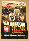 The Walking Dead Dog Tag & Sticker Pack Neu / OVP
