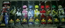 S.H. Figuarts Mighty Morphin Power Rangers (full set) 9 Rangers plus Megazord.