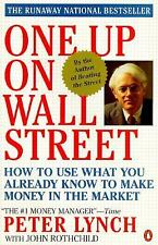 One up on Wall Street : How to Use What You Already Know to Make Money in the Ma