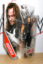 WWE - The Undertaker - Mattel Basics - Then, Now, Forever - wrestling figure