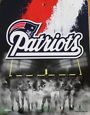 New England Patriots Sign NFL Licensed Football Game Sports 8.5x11 wall picture
