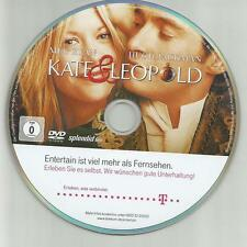 Kate and Leopold / Telekom Ausgabe / DVD-ohne Cover