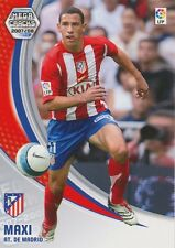 N°049 MAXI # ARGENTINA ATLETICO MADRID CARD PANINI MEGA CRACKS LIGA 2008