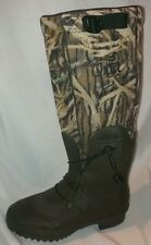 CHOTA QUICKLACE MUKLUK KAYAKING RAFTING MARSH BOG Wading Boots CAMO MENS 9 10