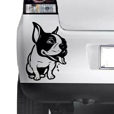 French Bulldog Cute Vinyl Sticker Decal Car Wall Bumper Laptop Window JMD Love