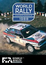 World Rally Championship - Review 1988 (New DVD) FIA WRC Kankkunen Sainz Auriol
