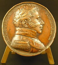 Médaille Charles-Ferdinand d'Artois duc de Berry s Raymond Gayrard Bourbon medal