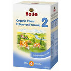Holle Organic baby infant Formula stage 2 (6 to 10 months - 21 ounces)
