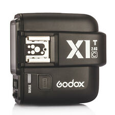 Godox X1T-C TTL 2.4GHz Wireless Flash Trigger Transmitter for Canon EOS DSLR New