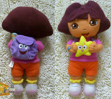 "10"" DORA THE EXPLORER Kids Girl Soft Cuddly Stuffed Plush Toy Doll"