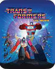 Transformers: The Movie (Blu-ray Disc, 2016, 30th Anniversary Edition SteelBook)