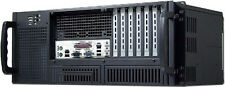 "4U (Front Access) (2x5.25""+ 6x3.5""Bay)(Rackmount Chassis)(mATX/ITX)(14"" Case)NEW"