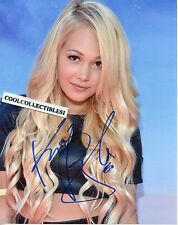 "KELLI BERGLUND ""LAB RATS"" IN PERSON SIGNED 8X10 COLOR PHOTO 3"
