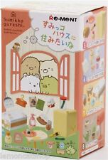 Sumikkogurashi House re-ment Kawaii Anime Linda Rement juguete muñeca casa miniatura