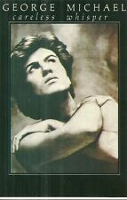 RARE / CARTE POSTALE - GEORGE MICHAEL / POSTCARD - COMME NEUF LIKE NEW