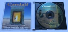 GANDALF - Gates To Secret Realities -- CD Album Sattva Music - Voice In The Wind
