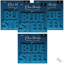Dean Markley 2552 Lite Blue Steel Electric Guitar Strings 9-42 Buy 3 Get 1 Free!