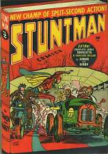 STUNTMAN #2 (1946) PHOTOCOPY COMIC BOOK - JACK KIRBY