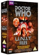Doctor Who: U.N.I.T. Files [DVD]