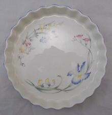 Villeroy & and Boch RIVIERA Vilbofour oven proof small flan quiche dish 21cm