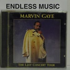 MARVIN GAYE 'THE LAST CONCERT TOUR' 18-TRACK CD