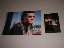 Mikky Ekko Stay ( Rihanna )  signed autograph Autogramm 8x11 photo in person