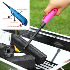 Hot Kitchen Gas stove Candle BBQ Refillable Butane Ignition Rod Gun Lighter Tool