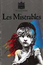 "Lea Salonga ""LES MISERABLES"" Michael McCarthy / Phil Cavill 1996 London Playbill"