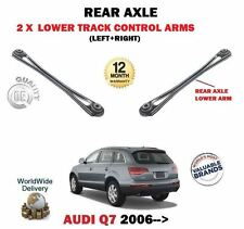 FOR AUDI Q7 4L 2006-  2 X REAR AXLE LOWER TRACK CONTROL ARMS SET 7L0501529 A C