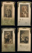 lotto santini-holy cards lot-lot images pieuses-konvolut heiligenbildichen n.418