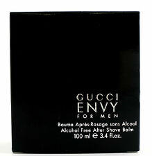 (GRUNDPREIS 79,90€/100ML) GUCCI ENVY FOR MEN 100ML AFTER SHAVE BALM NO ALCOHOL