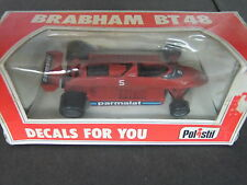Polistil Brabham BT48 1/41 Scale No 5 Parmalat Logo early issue